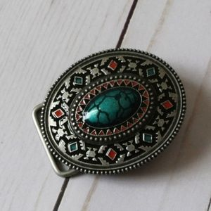 Accessories - Southwest Boho Belt Buckle